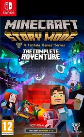 Minecraft Story Mode The Complete Adventure NSWITCH