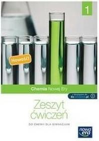 Nowa Era Chemia Nowej Ery GIMN kl.1 ćwiczenia / podręcznik dotacyjny - Elżbieta Megiel, Małgorzata Mańska