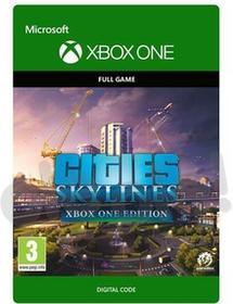 Cities Skylines Xbox One Edition XONE wersja cyfrowa