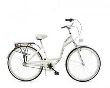 Dawstar City Vip Bike 3 Nexus 2017 biały