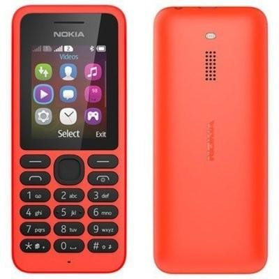 Nokia 130 Dual SIM Czerwony