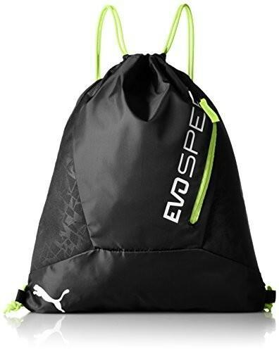 5d3ec1ec1ae67 Puma evoSPEED worek Gym Black-Green Gecko Safety, czarny 074309 ...
