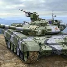 Revell Rosyjski czołg T-90a 03301