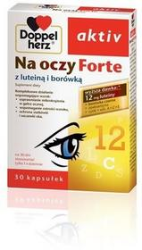 Queisser Pharma GMBH & CO. Doppelherz Activ Na oczy Forte 30 kaps.