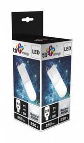 TB Energy Żarówka LED 2,5W G9 NEUTRALNY TBEG9C0250031