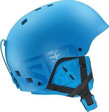 Salomon Brigade kask snowboardowy, niebieski, L L37776400