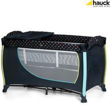 Hauck Sleep n Play Center 2, Łóżeczko turystyczne, Multi Dots Navy