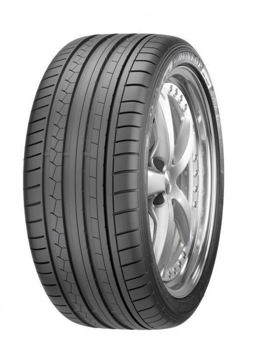 Dunlop SP Sport Maxx GT 245/40R20 99Y