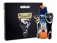 Gillette Fusion Proshield zestaw 1 szt zestaw
