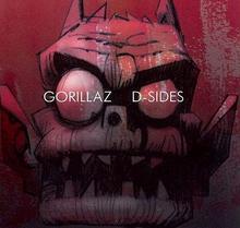 Gorillaz D-Sides CD) Gorillaz