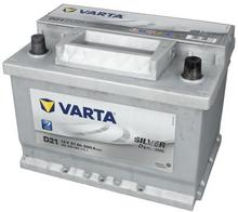 Varta SILVER DYNAMIC D21 61Ah 600A P+