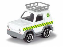 Simba Strażak Sam Samochód Weterynarza Vet 4x4