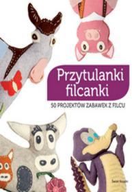 Świat Książki Przytulanki filcanki - Świat Książki