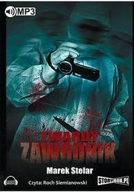 StoryBox.pl Twardy zawodnik (audiobook CD) - Marek Stelar