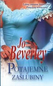 Potajemne zaślubiny - Jo Beverley