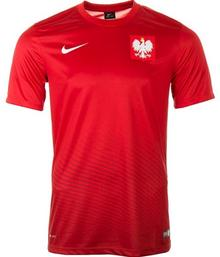 Nike DPOL68: Polska - koszulka