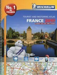 Atlas Francja 1:200 000 - Michelin