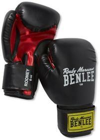 BENLEE Rocky Marciano rękawice bokserskie Training Gloves Rodney, czarny 194007