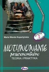 PLACET Kopertyńska Maria Wanda Motywowanie pracowników