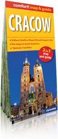 ExpressMap praca zbiorowa comfort! map&guide Kraków (Cracow). Laminowany map&guide 1:22 000