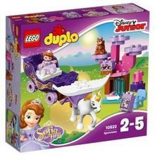 LEGO Duplo Jej Wysokość Zosia -magiczna kareta 10822
