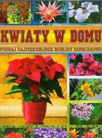 Kwiaty w domu - Praca zbiorowa