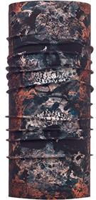 Buff Mud Copper High UV chusta wielofunkcyjna szal ochronę twarzy Bandana opaska na czoło Bandana ochronę twarzy opaska na czoło, brązowy, jeden rozmiar 117033.333.10.00