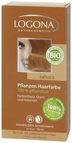Logona Roślinna farba do włosów w proszku SAHARA GreenLine-644-uniw
