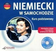 Edgard praca zbiorowa Niemiecki w samochodzie. Kurs podstawowy. Audiobook