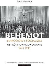 Centrum Badań nad Zagładą Żydów Behemot Narodowy socjalizm - ustrój i funkcjonowanie 19331944 - Neumann Franz
