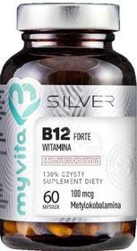 PRONESS MyVita Silver Witamina B12 forte x 60 kaps