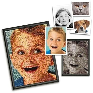 Quercetti Mozaika Photo Pixel Art 1700