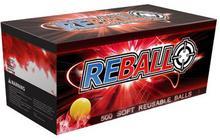 ReBall Kulki paintballowe wielokrotnego użytku Reball Classic - 500 szt. (RB0001) S
