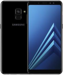 Samsung Galaxy A8 2018 Dual Sim Czarny