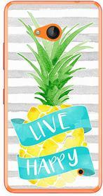 Microsoft Bestphone Foto Case Lumia 640 live happy LUMIA 640_X364