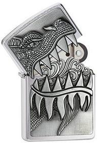 Zippo 15290zapalniczka Surprise emblemat, Choice Collection 2015/2016, Chrome Brushed