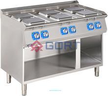 Gort Kuchnia elektryczna 6-płytowa (220 x 220 mm) z szafką GC1200-120EV+S02