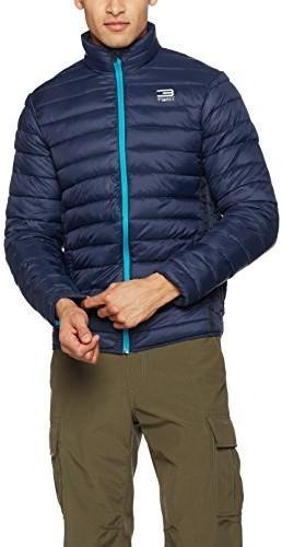 Jack & Jones męskie jjtbelow Quilted Jacket kurtka pikowana, niebieski, L 12110561