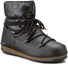 Moon Boot Śniegowce W.E. Low Nylon 24006200001 Nero/Bronzo