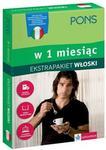 Pons Włoski w 1 miesiąc Ekstrapakiet - LektorKlett