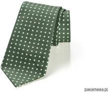 Krawat REUS zielony