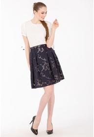 Monnari Letnia spódnica z kwiatowym wzorem