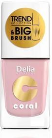 Delia TC09 Coral TREND COLLECTION Lakier do paznokci 11ml
