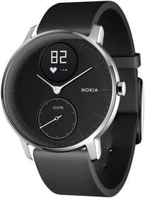 Nokia Activité Steel HR 40mm czarny