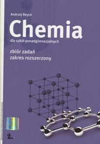 Andrzej Reych Chemia LO kl.1-3 zbiór zadań / zakres rozszerzony WIKR-912540