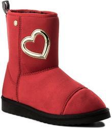 Love Moschino Buty JA24163H04JA0500 Rosso