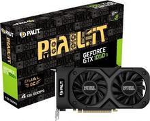 Palit GeForce GTX 1050 Ti OC VR Ready (NE5105TS18G1D)