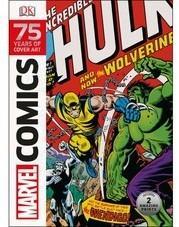 Marvel comics 75 years of cover art / wysyłka w 24h