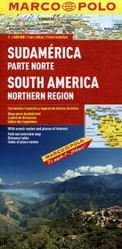 Ameryka Południowa - północ 1:4 mln  - mapa Marco Polo - Marco Polo