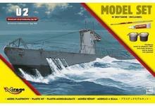Mirage Hobby Okręt Podwodny U2